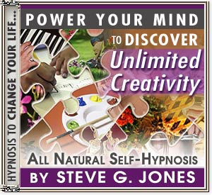 Unlimited Creativity hypnosis CD